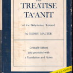 Taanit by Henry Malter