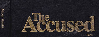 The Accused, Part I