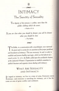 The Sanctity of Sexuality