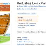 Kedushas Levi,  Noach