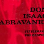 Don Isaac Abravanel, Statesman and Philosopher