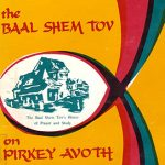 The Baal Shem Tov on Pirkey Avoth
