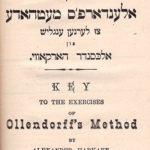 Ollendorff's Method by Alexander Harkavy