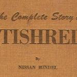 Tishrei by Nissan Mindel