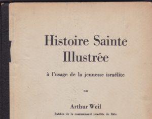 Histoire Sainte Illustree