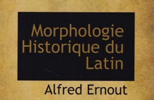 Alfred Ernout