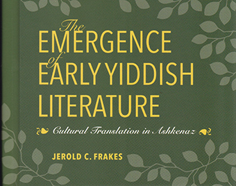 Early Yiddish Literature